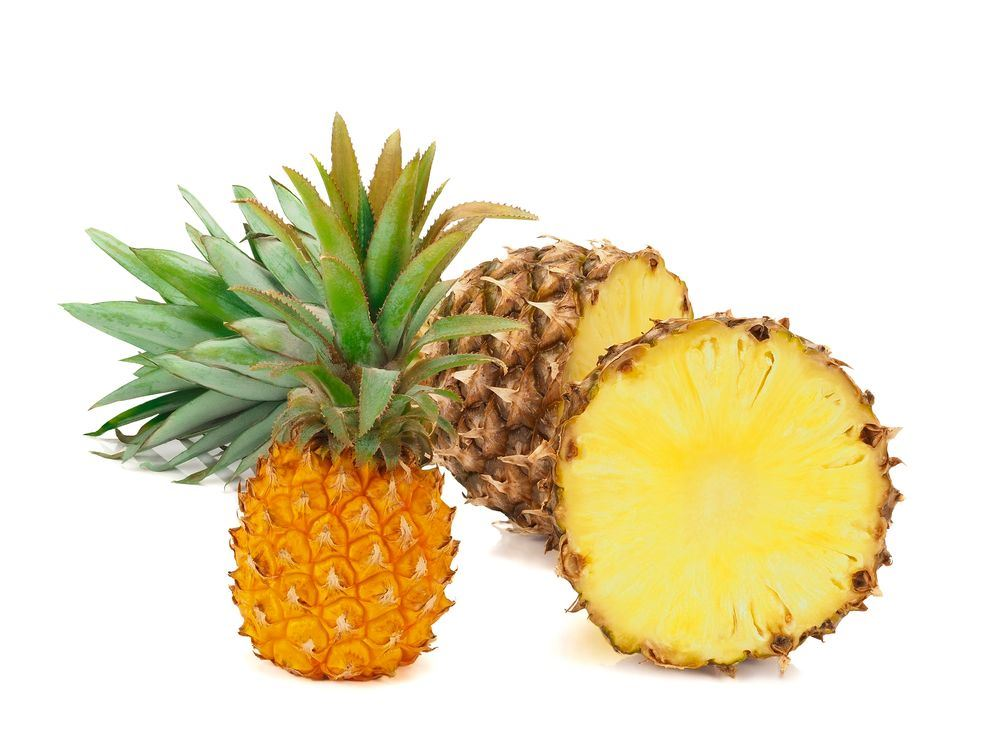 pineapple to prevent uterine cancer